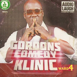 Gordons, A Biography, Nigerian Comedian