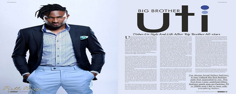 ★Click to Stream★TV STAR★ Uti Nwachukwu★